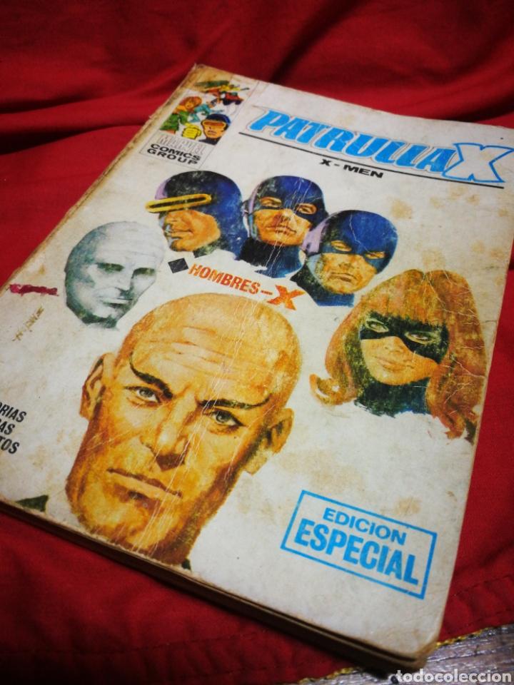Cómics: PATRULLA X (X-MEN)- EDICIONES VÉRTICE, N°1- CÓMICS GROUP, EDICIÓN ESPECIAL, TACO. 1969.DIFICIL!!! - Foto 2 - 244591900