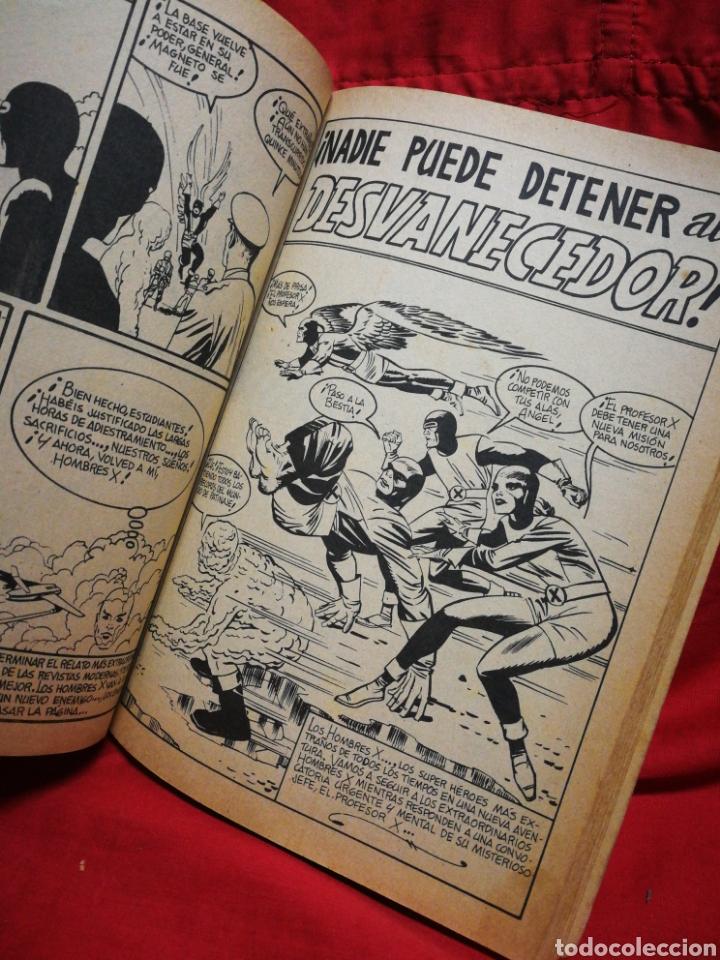Cómics: PATRULLA X (X-MEN)- EDICIONES VÉRTICE, N°1- CÓMICS GROUP, EDICIÓN ESPECIAL, TACO. 1969.DIFICIL!!! - Foto 5 - 244591900