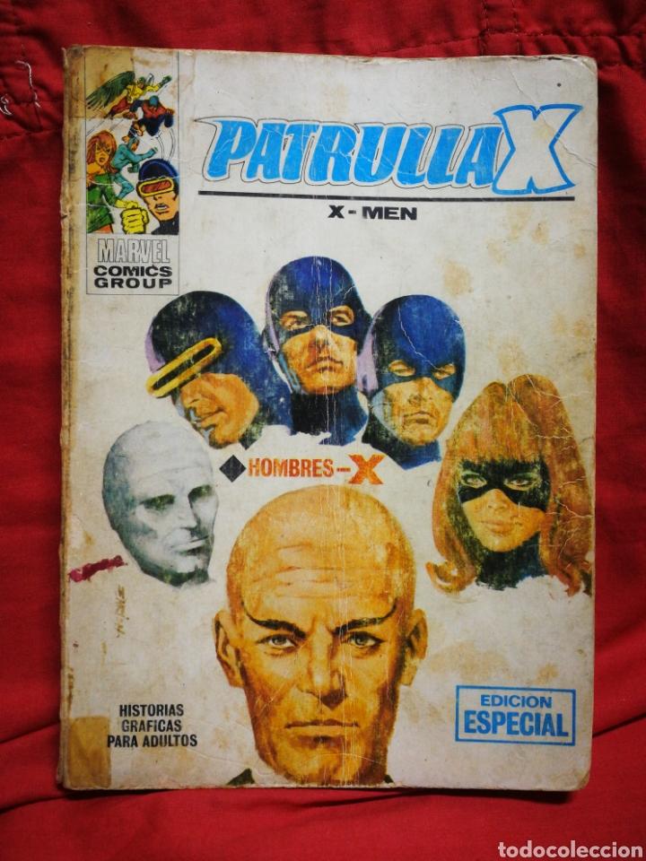 PATRULLA X (X-MEN)- EDICIONES VÉRTICE, N°1- CÓMICS GROUP, EDICIÓN ESPECIAL, TACO. 1969.DIFICIL!!! (Tebeos y Comics - Vértice - Patrulla X)