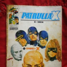 Cómics: PATRULLA X (X-MEN)- EDICIONES VÉRTICE, N°1- CÓMICS GROUP, EDICIÓN ESPECIAL, TACO. 1969.DIFICIL!!!. Lote 244591900