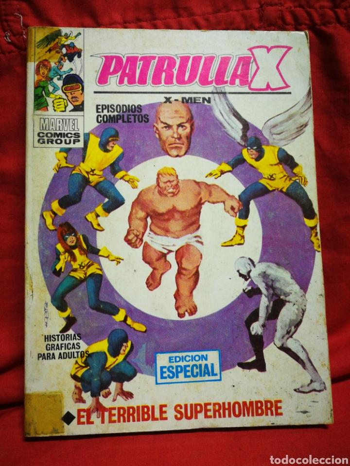 PATRULLA X (X-MEN)- EDICIONES VÉRTICE, N°3- CÓMICS GROUP, EDICIÓN ESPECIAL, TACO. 1969 (Tebeos y Comics - Vértice - Patrulla X)