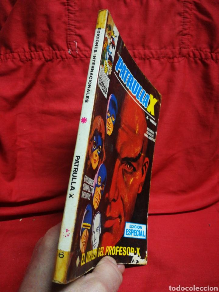 Cómics: PATRULLA X (X-MEN)- EDICIONES VÉRTICE, N°6- CÓMICS GROUP, EDICIÓN ESPECIAL, TACO. 1970 - Foto 5 - 244593635