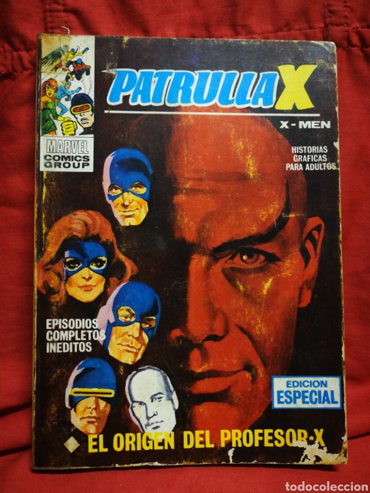 PATRULLA X (X-MEN)- EDICIONES VÉRTICE, N°6- CÓMICS GROUP, EDICIÓN ESPECIAL, TACO. 1970 (Tebeos y Comics - Vértice - Patrulla X)