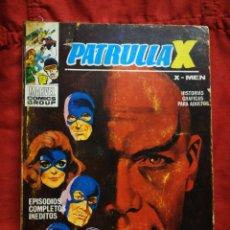 Cómics: PATRULLA X (X-MEN)- EDICIONES VÉRTICE, N°6- CÓMICS GROUP, EDICIÓN ESPECIAL, TACO. 1970. Lote 244593635