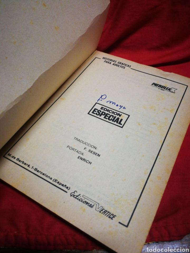 Cómics: PATRULLA X (X-MEN)- EDICIONES VÉRTICE, N°8- CÓMICS GROUP, EDICIÓN ESPECIAL, TACO. 1970 - Foto 2 - 244594350