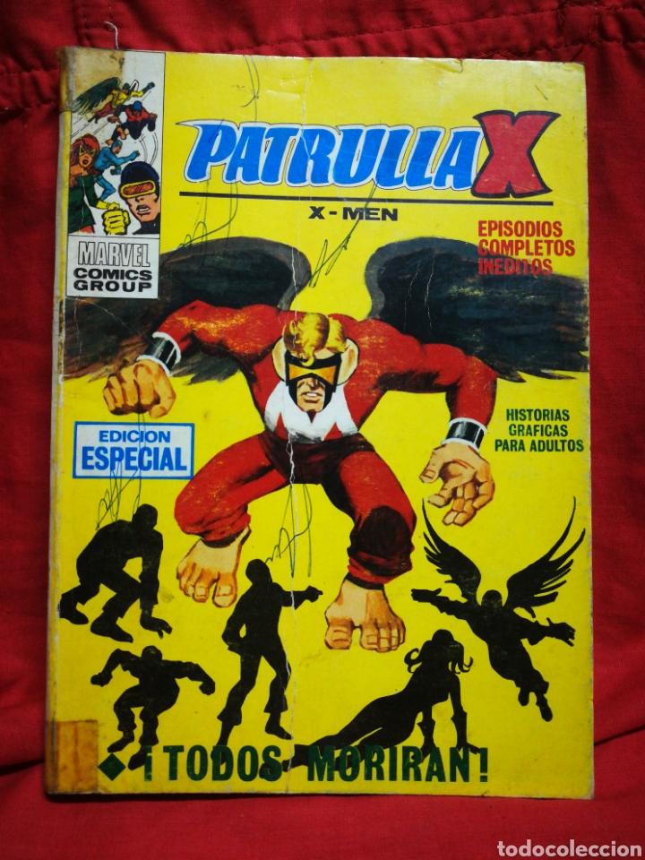 PATRULLA X (X-MEN)- EDICIONES VÉRTICE, N°8- CÓMICS GROUP, EDICIÓN ESPECIAL, TACO. 1970 (Tebeos y Comics - Vértice - Patrulla X)