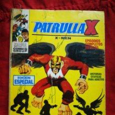 Cómics: PATRULLA X (X-MEN)- EDICIONES VÉRTICE, N°8- CÓMICS GROUP, EDICIÓN ESPECIAL, TACO. 1970. Lote 244594350