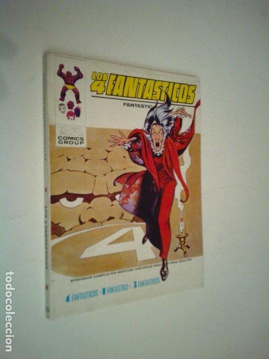 LOS 4 FANTASTICOS - VERTICE - VOLUMEN 1 - NUMERO 55 - MUY BUEN ESTADO - EXCELENTE - GORBAUD (Tebeos y Comics - Vértice - 4 Fantásticos)