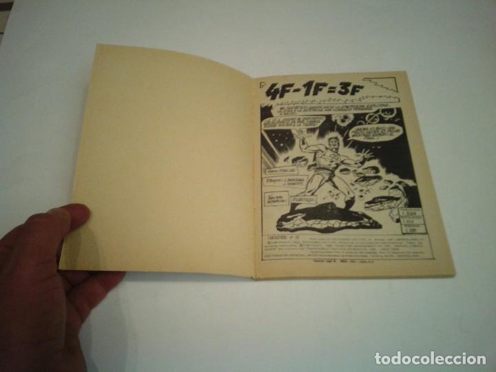 Cómics: LOS 4 FANTASTICOS - VERTICE - VOLUMEN 1 - NUMERO 55 - MUY BUEN ESTADO - EXCELENTE - GORBAUD - Foto 2 - 244601605