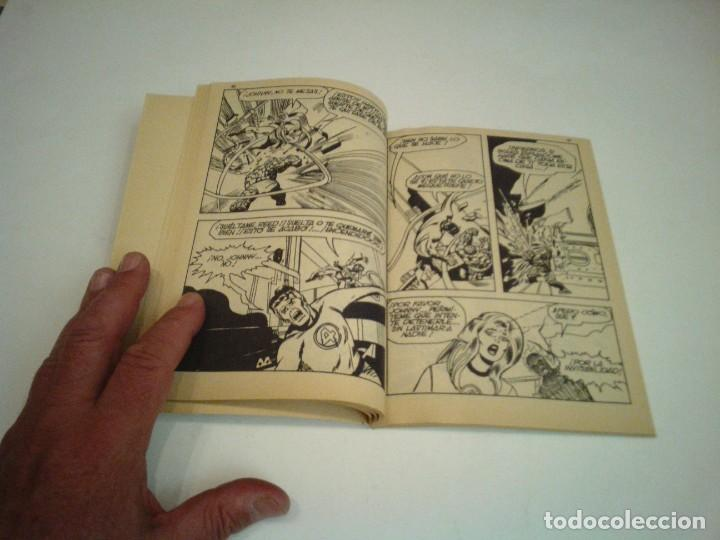 Cómics: LOS 4 FANTASTICOS - VERTICE - VOLUMEN 1 - NUMERO 55 - MUY BUEN ESTADO - EXCELENTE - GORBAUD - Foto 3 - 244601605