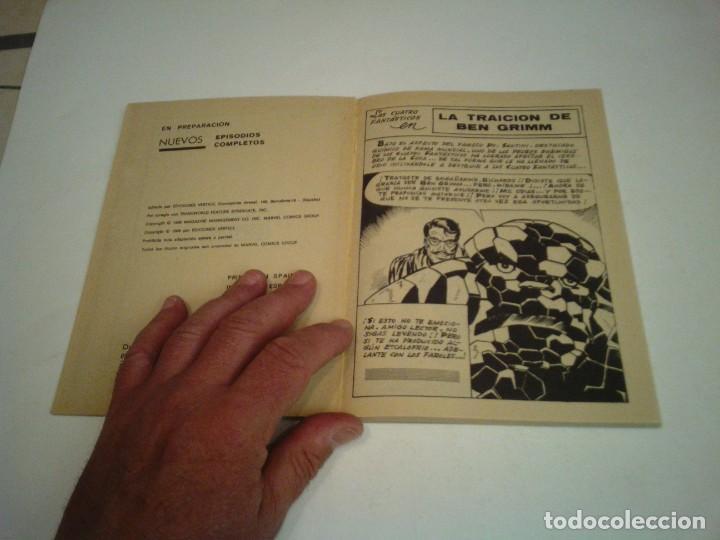 Cómics: LOS 4 FANTASTICOS - VERTICE - VOLUMEN 1 - NUMERO 34 - MUY BUEN ESTADO - GORBAUD - Foto 3 - 244601850