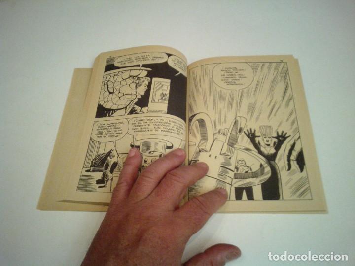 Cómics: LOS 4 FANTASTICOS - VERTICE - VOLUMEN 1 - NUMERO 34 - MUY BUEN ESTADO - GORBAUD - Foto 4 - 244601850