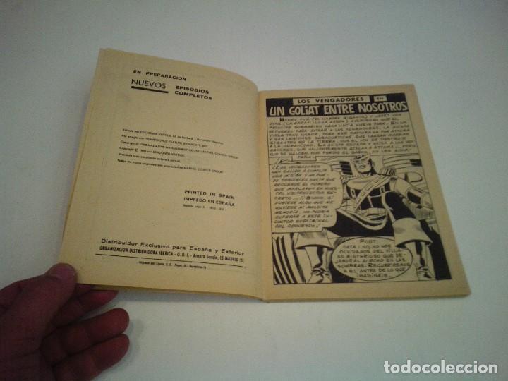 Cómics: LOS VENGADORES 12 - VERTICE - VOLUMEN 1 - MUY BUEN ESTADO - EXCELENTE - GORBAUD - Foto 3 - 244602340