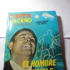Cómics: MAGNIFICOS 8 NUMEROS VERTICE GRAPA ZARPA DE ACERO. Lote 244755480