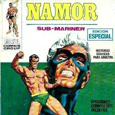 Comics: NAMOR VERTICE VOL. 1 Nº 13 : ¡LLAMANDO AL CAPITAN MARVEL!. Lote 244797695