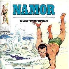 Cómics: NAMOR VERTICE VOL. 1 Nº 30 : LA INVASION DE NUEVA YORK. Lote 244801285