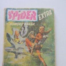 Fumetti: SPIDER Nº 10 - EL DESAFIO DEL DR. ARGO - VERTICE 1966 ET. Lote 244803825
