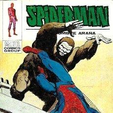 Cómics: SPIDERMAN EL HOMBRE ARAÑA VERTICE VOL. 1 Nº 49 : NACE EL GIBON. Lote 244803875