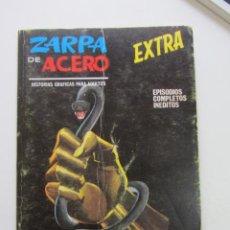 Cómics: ZARPA DE ACERO - Nº 19 - TACO ED. VERTICE VOL.1 - LA ISLA DE LAS VIBORAS ET. Lote 244804290