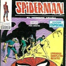 Cómics: SPIDERMAN EL HOMBRE ARAÑA VERTICE VOL. 1 Nº 7 : KRAVEN, EL CAZADOR. Lote 244804450