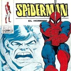 """Cómics: SPIDERMAN EL HOMBRE ARAÑA VERTICE VOL. 1 Nº 53 : UN SEÑOR NOMBRADO """"LA MASA"""". Lote 244804710"""