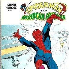 Cómics: SPIDERMAN Y LA ANTORCHA HUMANA VERTICE VOL. 1 Nº 6 : LA MARCA DE LOS MUTANTES. Lote 244804980