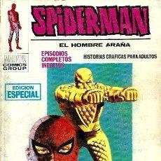Cómics: SPIDERMAN EL HOMBRE ARAÑA VERTICE VOL. 1 Nº 18 : EL SINIESTRO CONMOCIONADOR. Lote 244805345