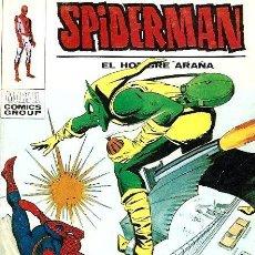Cómics: SPIDERMAN EL HOMBRE ARAÑA VERTICE VOL. 1 Nº 55 : LA CAIDA DEL DUENDECILLO VERDE. Lote 244805900