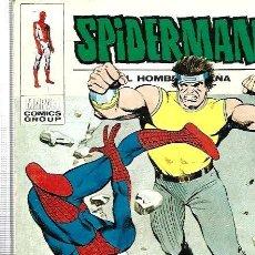 Cómics: SPIDERMAN EL HOMBRE ARAÑA VERTICE VOL. 1 Nº 52 : DESTROZADOR. Lote 244807690