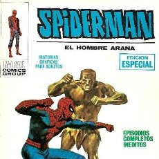 Cómics: SPIDERMAN EL HOMBRE ARAÑA VERTICE VOL. 1 Nº 11 : CONTRA EL HOMBRE DE METAL FUNDIDO. Lote 244808220