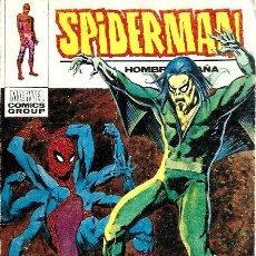 Cómics: SPIDERMAN EL HOMBRE ARAÑA VERTICE VOL. 1 Nº 48 : UN VAMPIRO ANDO SUELTO. Lote 244810120