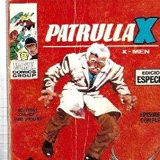 Cómics: PATRULLA X VERTICE VOL. 1 Nº 5 : LA AMENAZA DEL EXTRAÑO. Lote 244810705