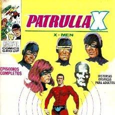 Cómics: PATRULLA X VERTICE VOL. 1 Nº 4 : UNUS EL INTOCABLE. Lote 244811070