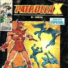 Cómics: PATRULLA X VERTICE VOL. 1 Nº 23 : EL CREEPUSCULO DE DE LOS MUTANTES. Lote 244813270