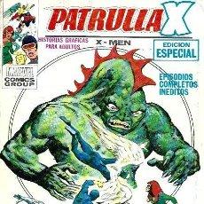 Cómics: PATRULLA X VERTICE VOL. 1 Nº 30 : EL RETORNO DEL PROFESOR-X. Lote 244813675