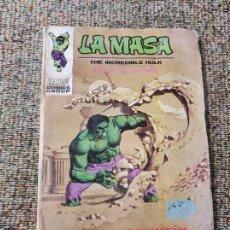 Cómics: CÓMIC LA MASA ENCUENTRO DE MONSTRUOS 1972. Lote 244851355