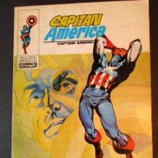 Cómics: CAPITAN AMERICA (1969, VERTICE) 31 · IV-1972 · EL CAMINO DE LA LOCURA. Lote 244954090