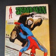 Cómics: SPIDERMAN (1969, VERTICE) -V 1- 49 · XI-1973 · NACE EL GIBON. Lote 244956540