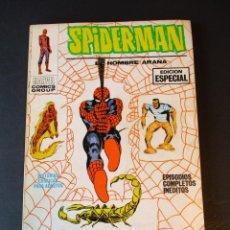 Cómics: SPIDERMAN (1969, VERTICE) -V 1- 9 · VII-1970 · CONTRA EL ESCORPION. Lote 244956595