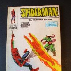Cómics: SPIDERMAN (1969, VERTICE) -V 1- 8 · VI-1970 · CONTRA EL DUENDECILLO VERDE. Lote 244956920