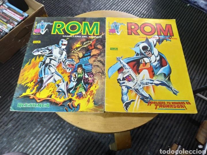 ROM LOTE DE 2N ° 2-3 (VÉRTICE) (Tebeos y Comics - Vértice - Surco / Mundi-Comic)