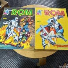 Cómics: ROM LOTE DE 2N ° 2-3 (VÉRTICE). Lote 245008670