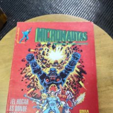 Cómics: MICRONAUTAS N° 1 (VÉRTICE). Lote 245009090