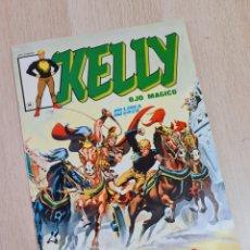 Cómics: EXCELENTE ESTADO KELLY 6 OJO MAGICO COMICS LINEA SURCO EDITORIAL VERTICE. Lote 245010220