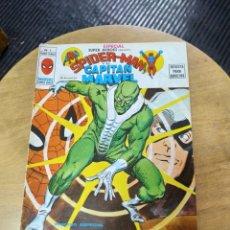 Cómics: ESPECIAL SÚPER HEROES PRESENTA SPIDER - MAN Y EL CAPITAN MARVEL N° 8 (VÉRTICE). Lote 245010765
