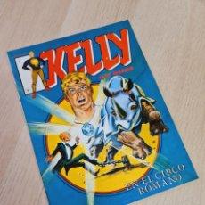 Cómics: EXCELENTE ESTADO KELLY 7 OJO MAGICO COMICS LINEA SURCO EDITORIAL VERTICE. Lote 245010800