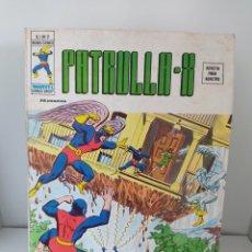 Cómics: LA PATRULLA X - VOLUMEN 3 - NUMEROS 9 - EDICIONES VERTICE. Lote 245077390
