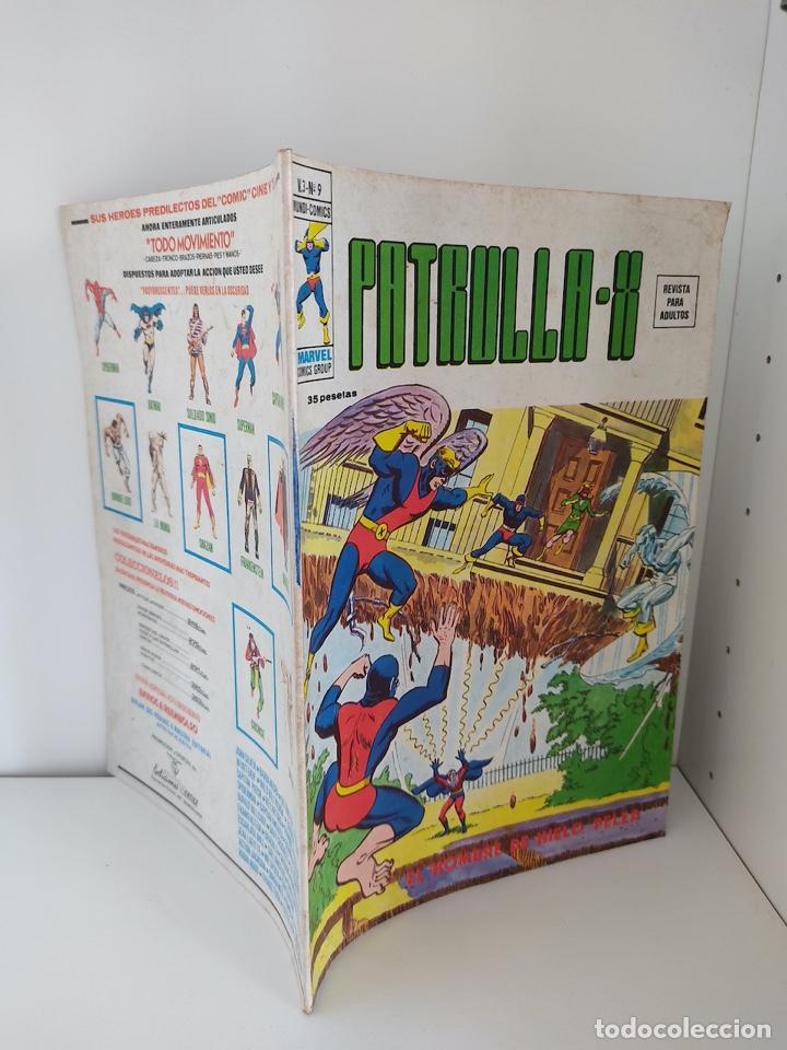 Cómics: LA PATRULLA X - VOLUMEN 3 - NUMEROS 9 - EDICIONES VERTICE - Foto 3 - 245077390