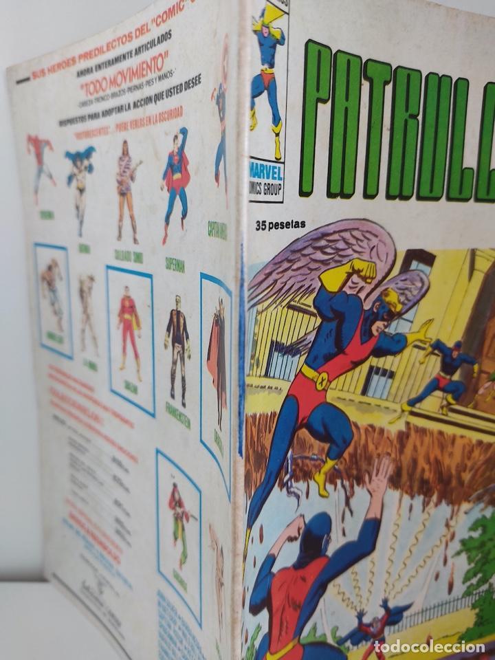 Cómics: LA PATRULLA X - VOLUMEN 3 - NUMEROS 9 - EDICIONES VERTICE - Foto 4 - 245077390