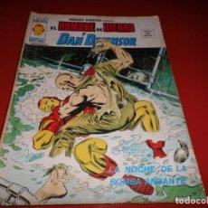 Cómics: HEROES MARVEL - EL HOMBRE DE HIERRO Y DAN DEFENSOR V. 2 Nº 25 VERTICE. Lote 245097225